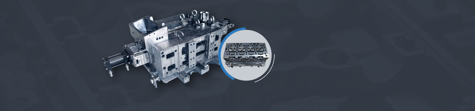 Gravity Die Casting Permanent Mold